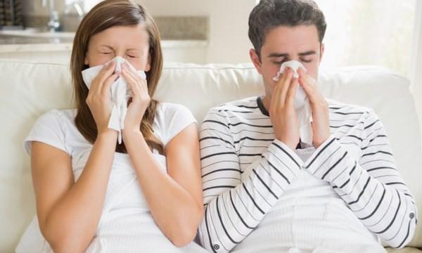 Cảm lạnh là bệnh hô hấp nhẹ hơn cảm cúm