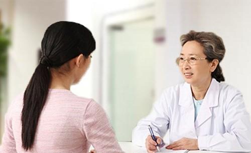 Bạn nên đến cơ sở chuyên khoa để thăm khám nhằm xác định nguyên nhân bệnh