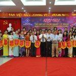 BVĐKQT Thu Cúc tham gia hội thi Nét đẹp nữ cán bộ ngành y tế Thủ đô
