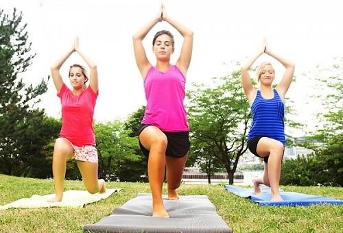 Người bệnh cần duy trì một chế độ sinh hoạt khoa học, luyện tập thể dục thể thao hợp lý