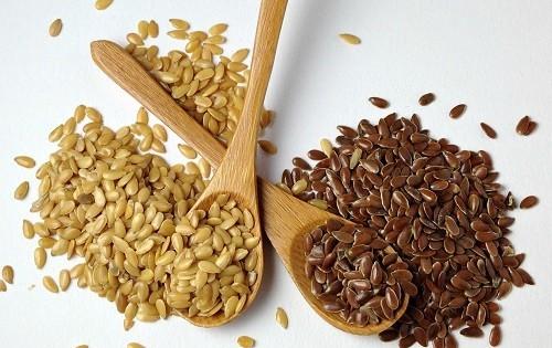Hạt lanh giúp làm giảm huyết áp?