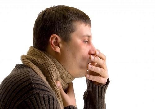 Các bệnh lý về hô hấp như giãn phế quản, lao phổi, viêm phổi...thường có triệu chứng ho ra máu