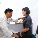 Khám sức khỏe định kỳ cán bộ nhân viên Cục Sở Hữu Trí Tuệ