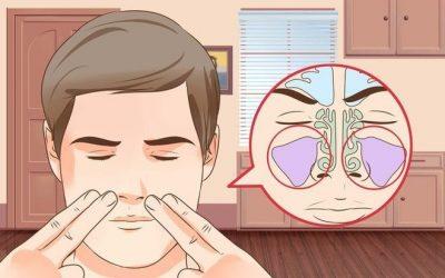 Mách bạn cách massage giảm đau do viêm xoang chỉ trong 1 phút