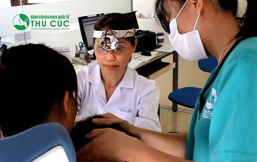 Mổ polyp mũi tại bệnh viện Thu Cúc hiệu quả