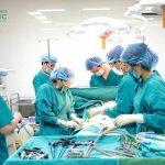 Phẫu thuật gãy xương đòn tại BVĐKQT Thu Cúc