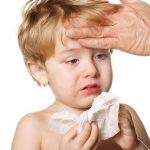 Tại sao bé dễ nhiễm trùng đường hô hấp?