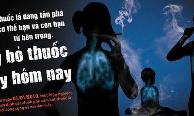 15,6 triệu người Việt chi 31.000 tỷ đồng để hút thuốc lá