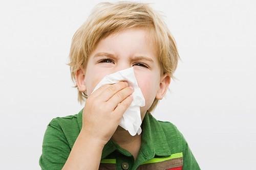 Các bệnh về đường hô hấp dễ lây lan và tái phát nếu trẻ không được phát hiện và điều trị sớm bệnh