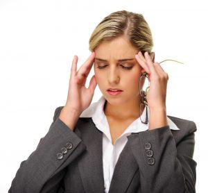 <em>Huyết áp thấp có thể gây chóng mặt, nhìn mờ và lú lẫn</em>
