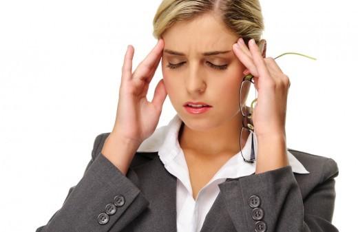 Huyết áp thấp có thể gây chóng mặt, nhìn mờ và lú lẫn