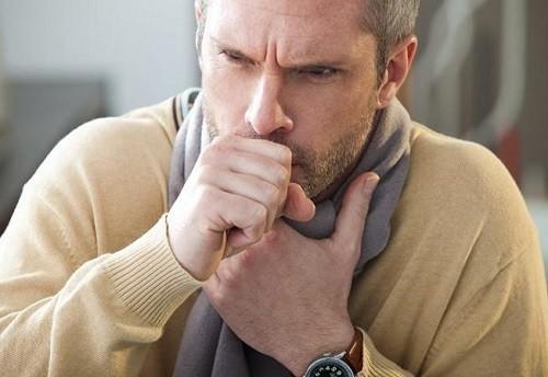 Viêm phế quản co thắt có triệu chứng khó thở