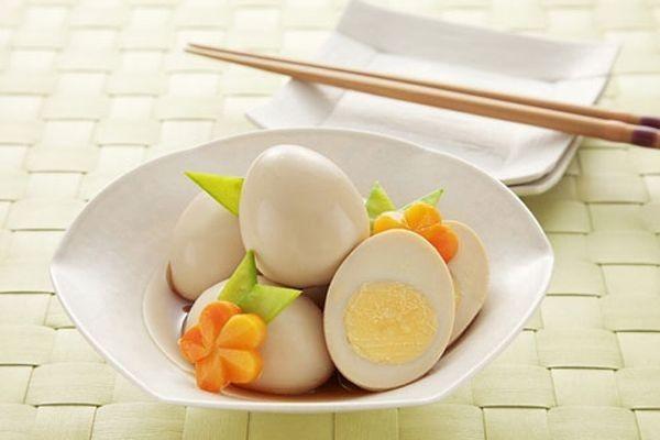 Bên cạnh đó, gan bò, trứng luộc là thực phẩm tốt cho người bị viêm amidan, giúp tăng cường chất đạm chống lại siêu v