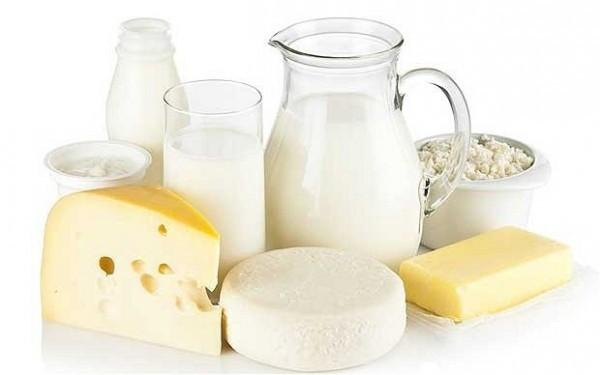ác sản phẩm được chế biến từ sữa có thể làm tăng chất nhầy gây tắc mũi.