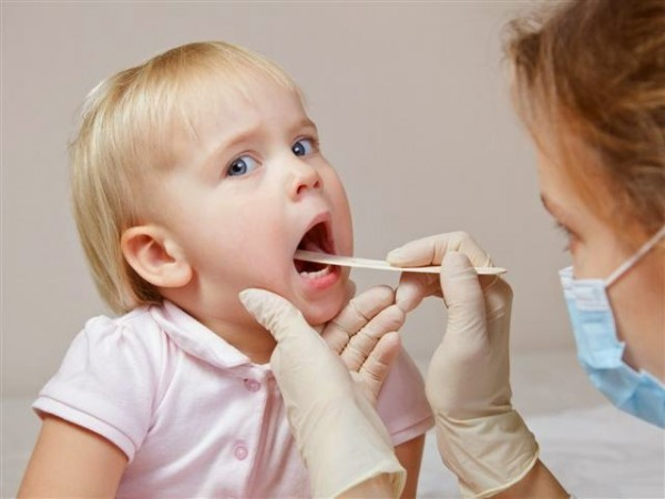 Bệnh hô hấp là bệnh thường gặp ở trẻ em, đặc biệt là trong thời điểm giao mùa.