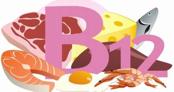 Thiếu vitamin B12 sẽ làm giảm hồng cầu hay còn gọi là thiếu máu dẫn đến mệt mỏi và khó thở nhất là trong khi vận động.