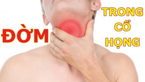 Đờm là các chất tiết ra từ hốc mũi tới phế nang và thải ra ngoài miệng.