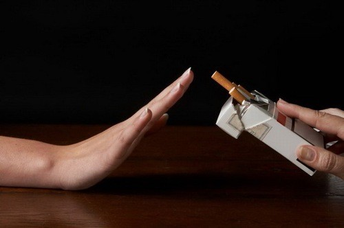 Không hút thuốc lá để ngăn ngừa nguy cơ bệnh tim