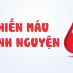 Bệnh viện Thu Cúc hưởng ứng chương trình Diễu hành vận động hiến máu