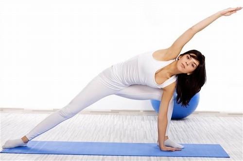 Tập thể dục thường xuyên giúp ngừa bệnh lạc nội mạc tử cung