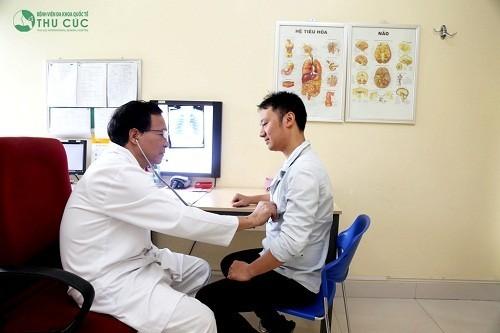 Khám tim mạch định kỳ thường xuyên ngăn ngừa bệnh tim mạch hiệu quả