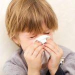 Nguyên nhân gây ho ở trẻ em
