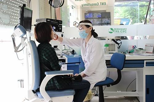 Khám tai mũi họng định kỳ để được thăm khám và điều trị kịp thời hiệu quả