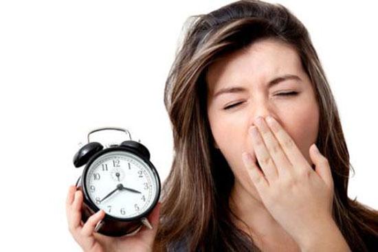 Thiếu ngủ cũng là nguyện nhân khiến bạn gầy đi