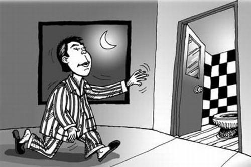 Tiểu đêm nhiều lần có thể do nhiều nguyên nhân gây nên