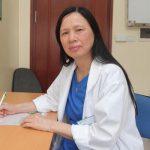 Bác sĩ CKII Nguyễn Thị Hằng