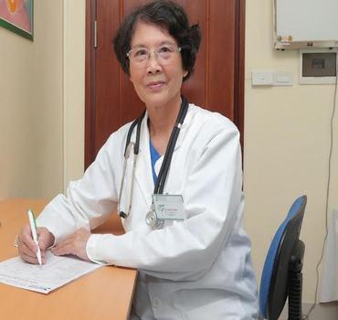Tiến sĩ., Bác sĩ CKII Phạm Thị Bình – Bác sĩ Nội tiêu hóa