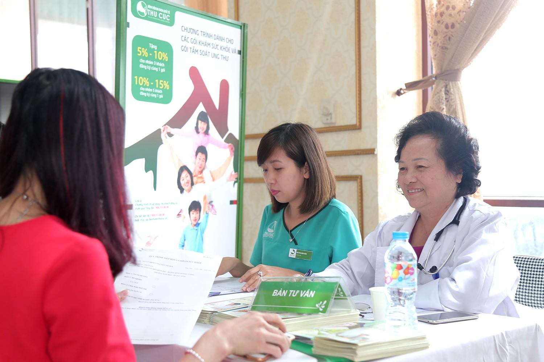 Bệnh viện Thu Cúc tặng 5000 suất tầm soát ung thư tại các tỉnh thành trên cả nước
