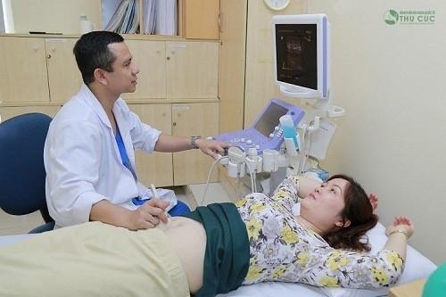 Siêu âm chẩn đoán buồng trứng đa nang