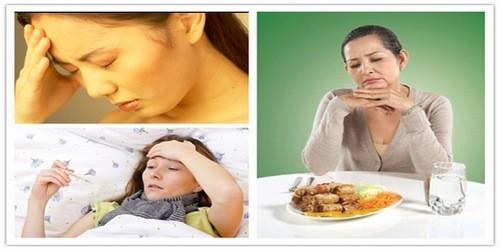 Triệu chứng cảnh báo viêm gan B