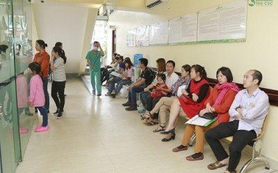 Bệnh viện Thu Cúc kéo dài giờ khám bệnh đến 20h hàng ngày