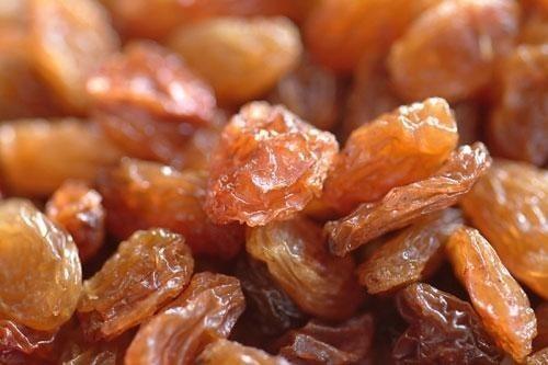 Hàm lượng đường trong quả khô có xu hướng tập trung lại trong quá trình sấy, vì vậy nó có thể gây hại cho bệnh nhân tiểu đường.