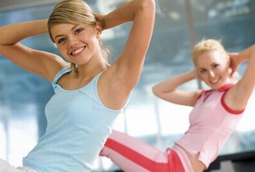 Tăng cường tập luyện thể dục thể thao thường xuyên