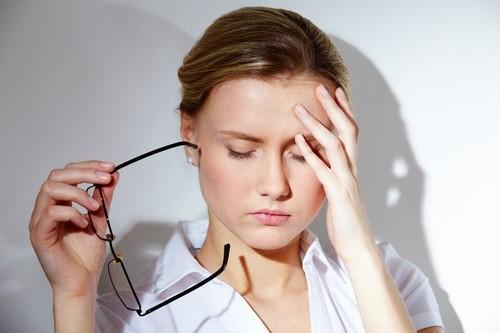 Căng thẳng trước khi hành kinh