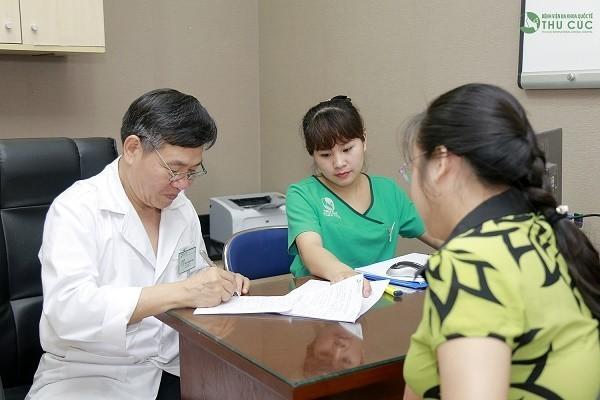 Bệnh viện Thu Cúc kéo dài thời gian làm việc tại hầu hết các chuyên khoa