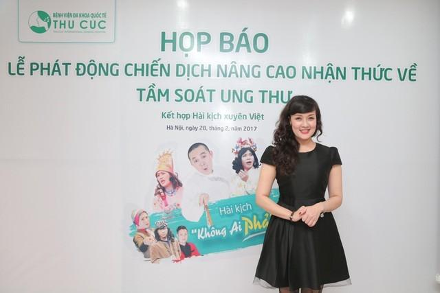 """Nghệ sĩ Vân Dung và chặng đường """"đấu tranh"""" với ung thư vú"""