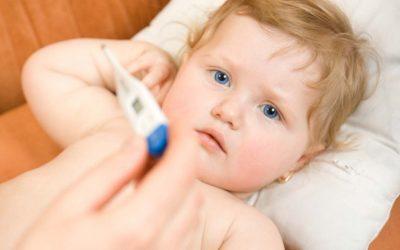 Chăm sóc trẻ viêm đường hô hấp theo triệu chứng