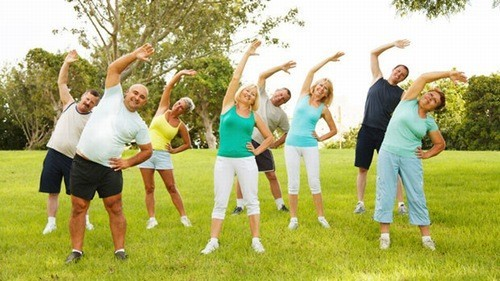 Tập luyện thể dục thể thao thường xuyên