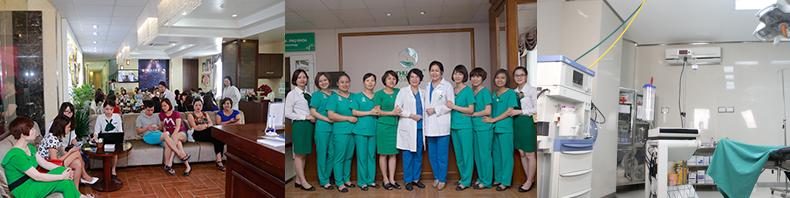 Bệnh viện Đa khoa Quốc tế Thu Cúc là địa chỉ khám và hỗ trợ điều trị các bệnh phụ khoa uy tín được nhiều chị em lựa chọn