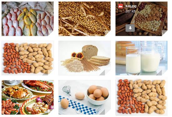 Thực phẩm gây dị ứng người bệnh hen phế quản nên tránh
