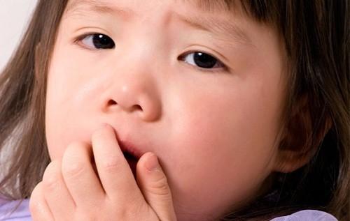 20% trẻ mắc viêm phế quản co thắt gặp biến chứng viêm tai giữa.