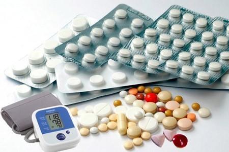 Kiểm soát huyết áp bằng thuốc