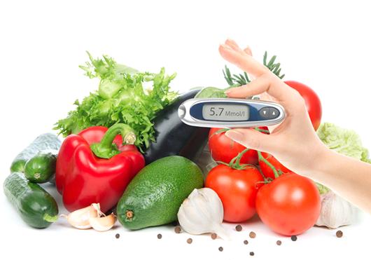 Chế độ ăn uống lành mạnh phòng ngừa bệnh tiểu đường
