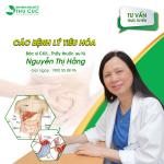 TVTT: Các bệnh lý tiêu hóa