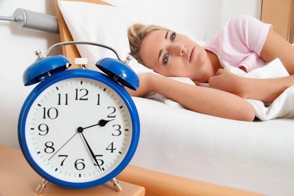 Mất ngủ có thể do thiếu máu não