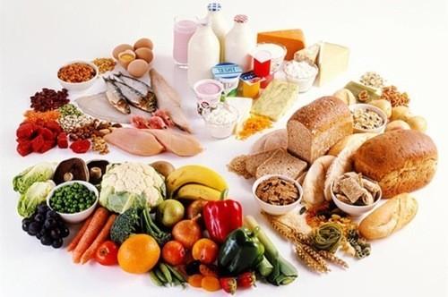 Chế độ ăn uống lành mạnh phòng ngừa biến chứng bệnh gout